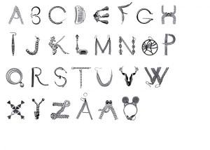hjarta-smarta-earring-typeface-2-600x428