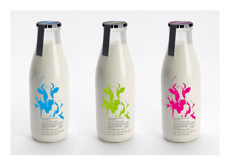 how to make a dairy drink creative